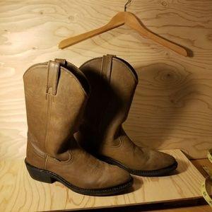 Justin Western Cowboy Boots JB1100 11.5D
